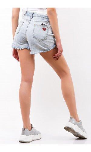 Шорты джинсовые Kalan xiu 2690 (Голубой)