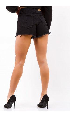 Шорты джинсовые Cool 5633-2 (Черный)
