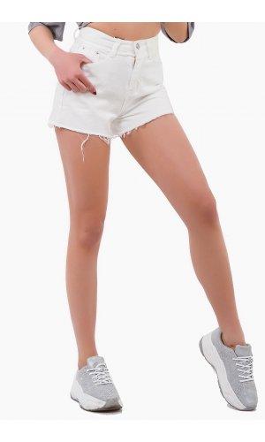 Шорты джинсовые Cool 5633-3 Белый