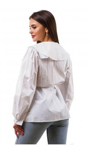 Блуза Дл/рукав HRJ 5959 (Белый)