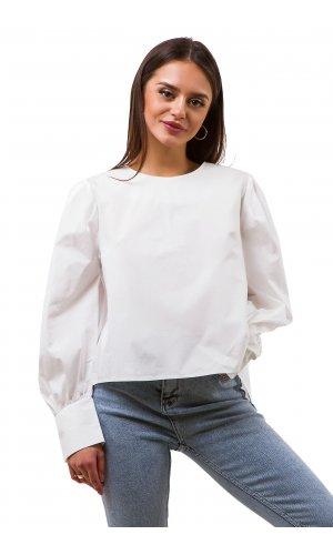 Блуза Дл/рукав Molorda 603096 (Белый)