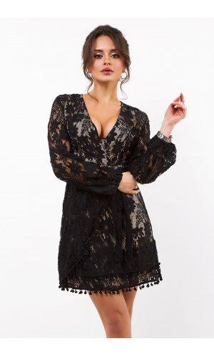 Платье Occult 6093  (Черный)