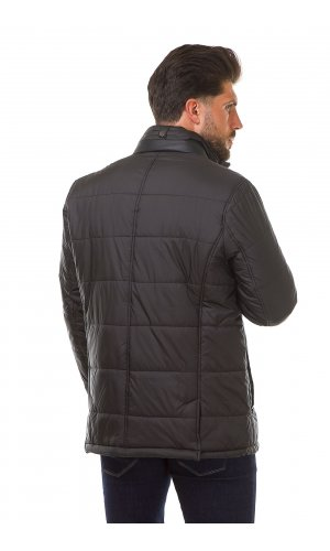 Куртка синтепон Hansez HM-7635 (Черный )