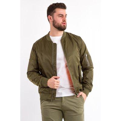 Куртка-Ветровка Puduoli 7852 (Хаки)