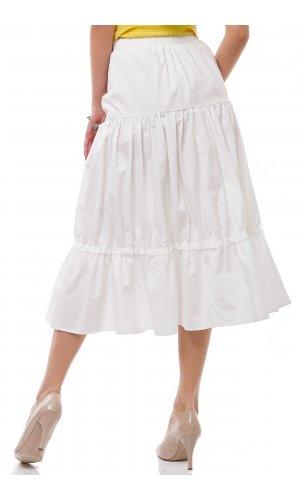 Юбка Mimosa Beauty 9145 Белый