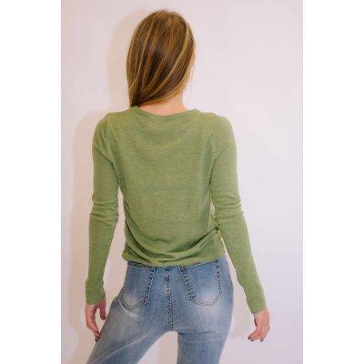 Пуловер Remix W 9906 (Зеленый)