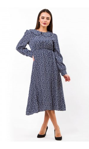 Платье Kiwi 2008 (Т.Синий)