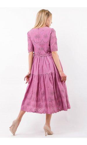 Платье Remix W/More 5622  (Розовый)
