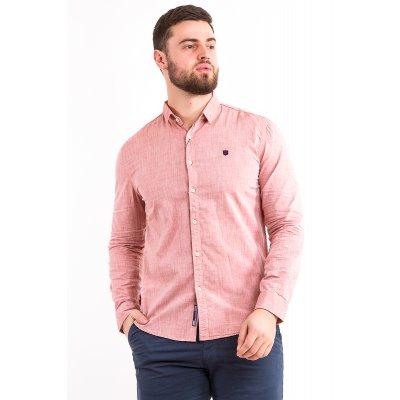 Рубашка Дл/рукав  X-Ray L191B  (Розовый)