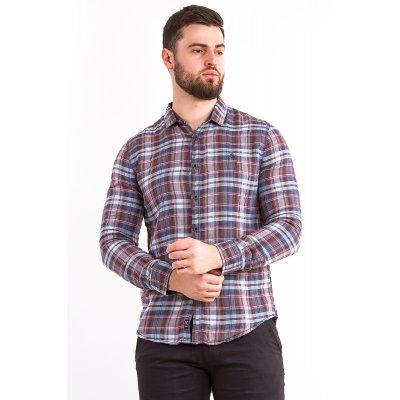 Рубашка Дл/рукав X-Ray  L227  (Colour)