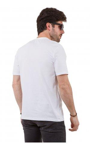 Футболка Madoc PNY060025325037 Белый